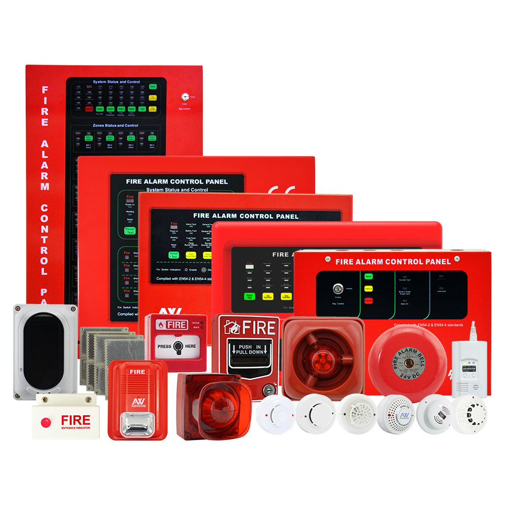 Fire and Gas detection and alarm system