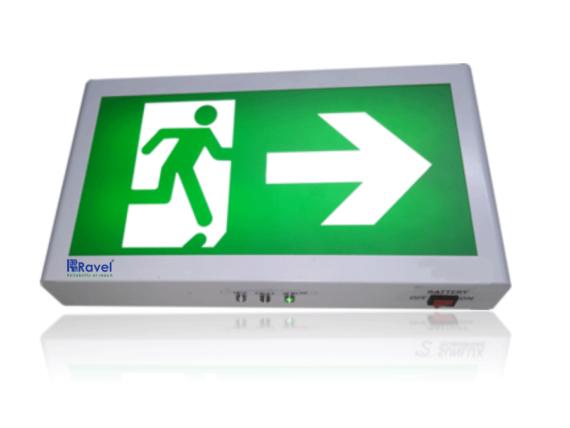 Ravel emergency signage